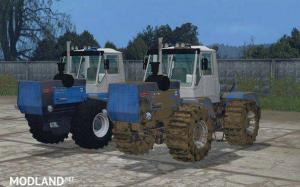 T-150K Tractor v2.1