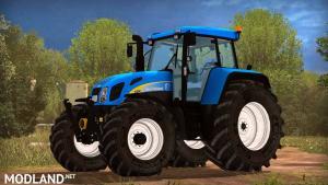 New Holland T7550 v 2.0