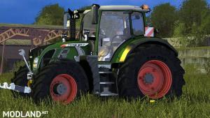 Fendt Vario 724 SCR v 3.0, 1 photo