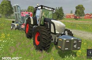 FENDT 936 VARIO FOREST EDITION TRACTOR V1.2, 1 photo