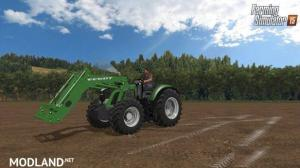 Fendt Vario 936 without Cab + FL, 1 photo