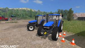 Downloading New Holland TM150