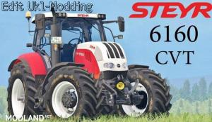 STEYR 6160 CVT V 2.0 EDIT UKL-MODDING