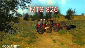MTZ 826