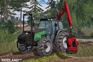 Valtra Valmet 6600Forest Washable, 1 photo