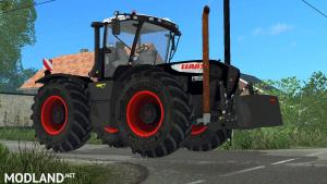 Claas Xerion 3300 Black Edition v 1.0