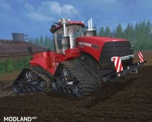 CASE IH Quadtrac 1000 v 1.1 The Red Baron, 1 photo