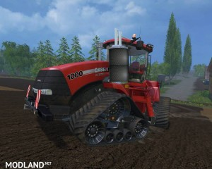 CASE IH Quadtrac 1000 v 1.1 The Red Baron, 9 photo