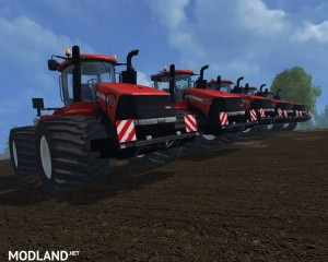 Case IH Steiger Pack v1.1, 1 photo