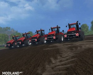 Case IH Steiger Pack v1.1, 4 photo