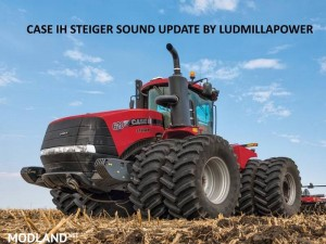CASE IH STEIGER SOUND v 1:0, 1 photo