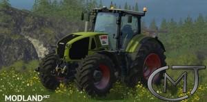CLAAS Axion 950 v 1.2