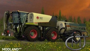 CLAAS Xerion 4000 SaddleTrac v 1.0 - Direct Download image