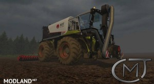 CLAAS Xerion 4000 SaddleTrac v 1.0, 30 photo