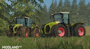 Claas Xerion Pack, 1 photo