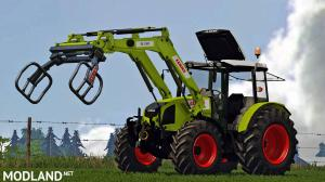 Claas Axos 330 - External Download image