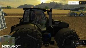 Deutz Fahr 7250TTV Warrior v 5.0 WheelShader, 24 photo