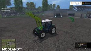 Deutz Fahr Agrofarm 430 with FL v 1.3, 3 photo