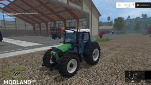 Deutz Fahr Agrofarm 430 with FL v 1.3