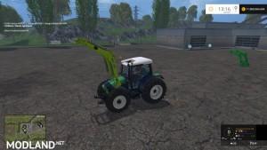 Deutz Fahr Agrofarm 430 with FL v 1.3, 4 photo