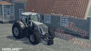 Fendt 933 Vario White Edition, 15 photo