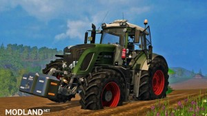 Fendt 936 Vario - External Download image