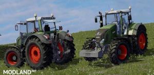 Fendt 828 Full (Ploughing Spec)