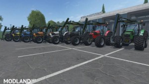 Forestry Deutz v 1.1, 4 photo