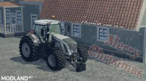 Fendt 933 Vario White Edition, 1 photo