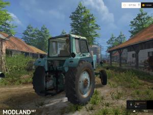 MTZ 80 Tractor, 2 photo
