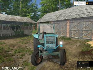 MTZ 80 Tractor, 5 photo