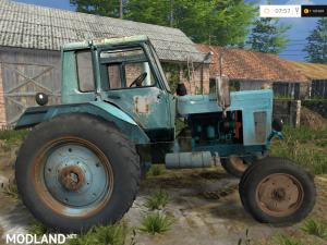 MTZ 80 Tractor, 6 photo