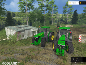 John Deere 7290R / 8370R Pack v 0.2 BETA, 1 photo