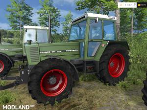 Fendt Farmer 310 312 LSA Package v 2.3, 4 photo