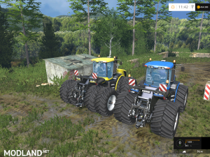 New Holland T9560 HDR Dyeable Twin Pack v 1.4, 3 photo