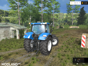 New Holland T6040, 2 photo
