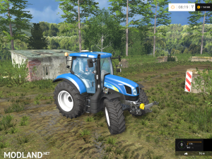 New Holland T6040, 3 photo