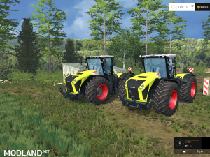Claas Xerion 4500 v 1.1, 1 photo