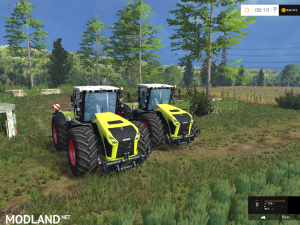 Claas Xerion 4500 v 1.1, 2 photo