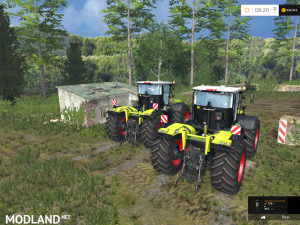 Claas Xerion 4500 v 1.1, 5 photo