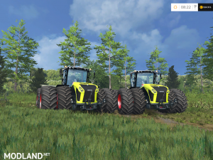 Claas Xerion 4500 v 1.1, 4 photo