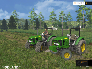 John Deere 5055 Pack v 1.0 EDIT, 2 photo