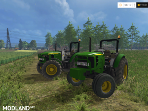 John Deere 5055 Pack v 1.0 EDIT - External Download image