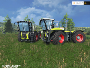 Claas Xerion 4000 Saddle Trac v 0.8 Beta, 3 photo