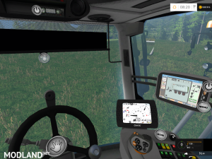 Claas Xerion 4000 Saddle Trac v 0.8 Beta, 2 photo