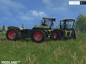 Claas Xerion 4000 Saddle Trac v 0.8 Beta, 1 photo