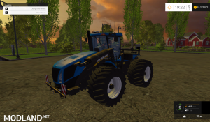 New Holland T9.560 SuperSteer, 1 photo
