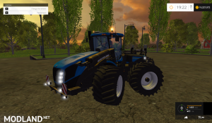 New Holland T9.560 SuperSteer, 2 photo