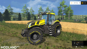 New Holland T8 fs blog Edition, 3 photo