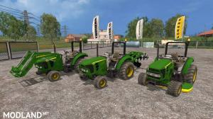 John Deere 2032 Pack v 1.0 - Direct Download image
